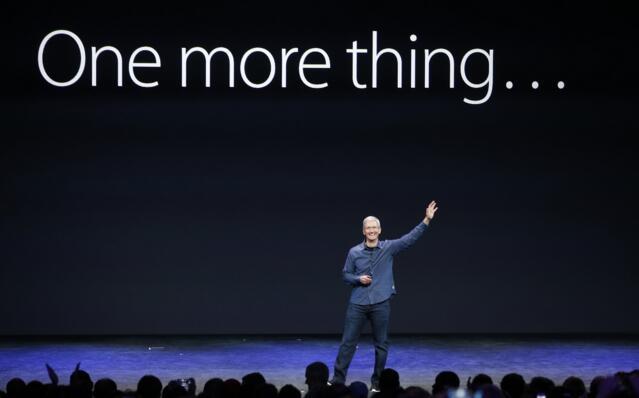 苹果嫌亚马逊AWS慢 拟打造自己的云服务
